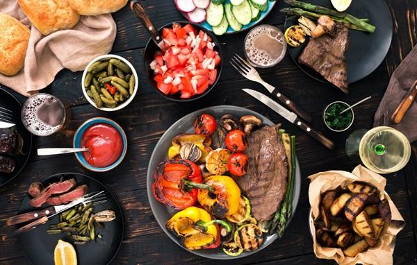 Cuisinella Article de blog Recette crémaillère Recettes crémaillères Mars 2018 Barbecue