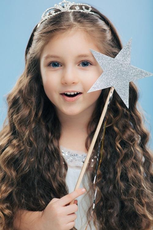 déguisement fille princesse carnaval