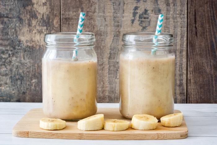 Recette smoothie banane coco