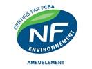 Logo certification NF ameublement